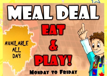 Meal Deal - Monday to Friday (During Term Time)